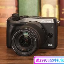 微单相机微单反相机入门级eos蚂蚁摄影15018M6佳能Canon