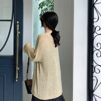 Li Yu sprinkle fat mm beige sunscreen clothing female short cardigan summer large size loose cover meat breathable slim jacket