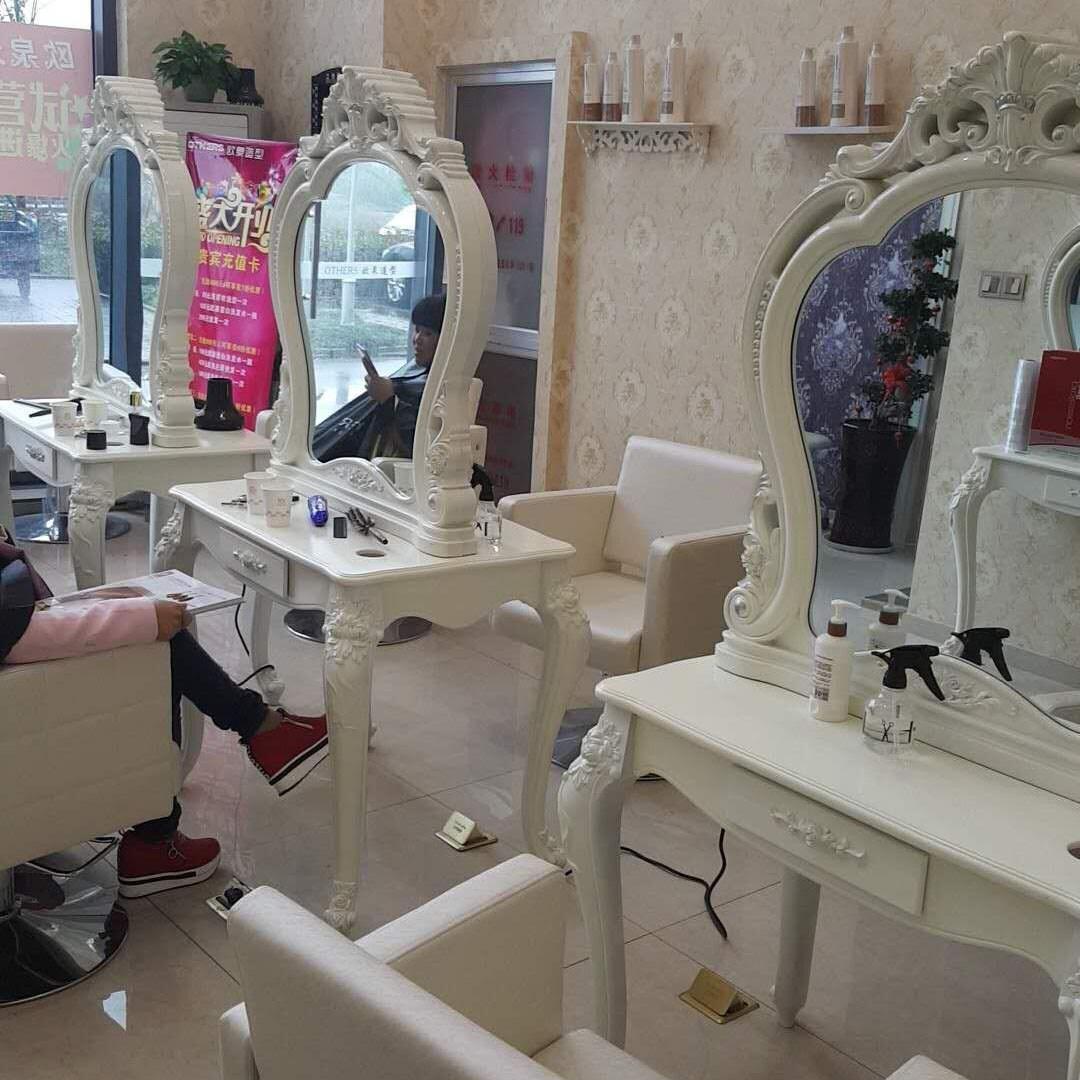 Туалетные столики с зеркалом для салонов Артикул 597864402816