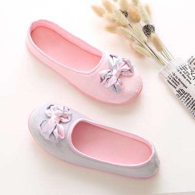 月子鞋夏季薄款春秋包根软底室内防滑孕妇鞋秋季产妇产后月子拖鞋