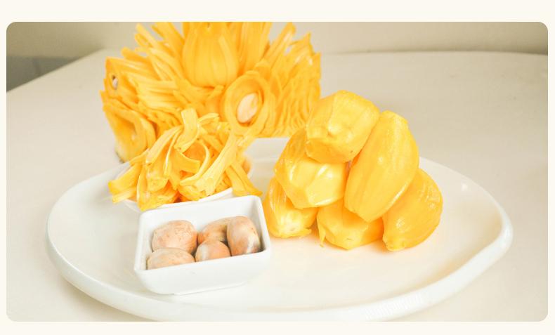 发20斤海南三亚新鲜水果菠萝蜜菠罗蜜波罗蜜大树菠萝非红肉