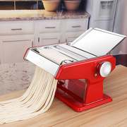 Zhongtai noodle machine household small multi-function manual pressing machine manual stainless steel dumplings suede noodle machine
