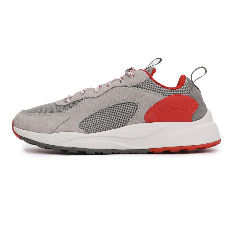 哥伦比亚官网旗舰男鞋2020春款户外运动跑鞋耐磨登上徒步鞋BM0079