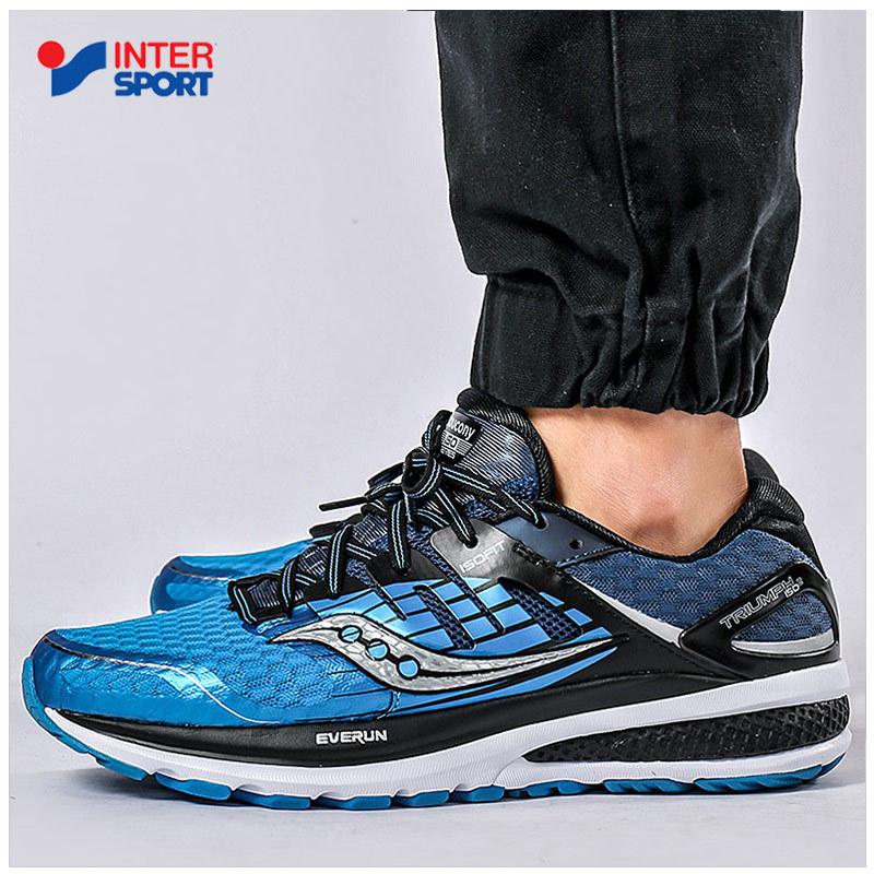 茵特Saucony圣康尼男鞋2018新款缓震运动鞋耐磨休闲跑步鞋S20290