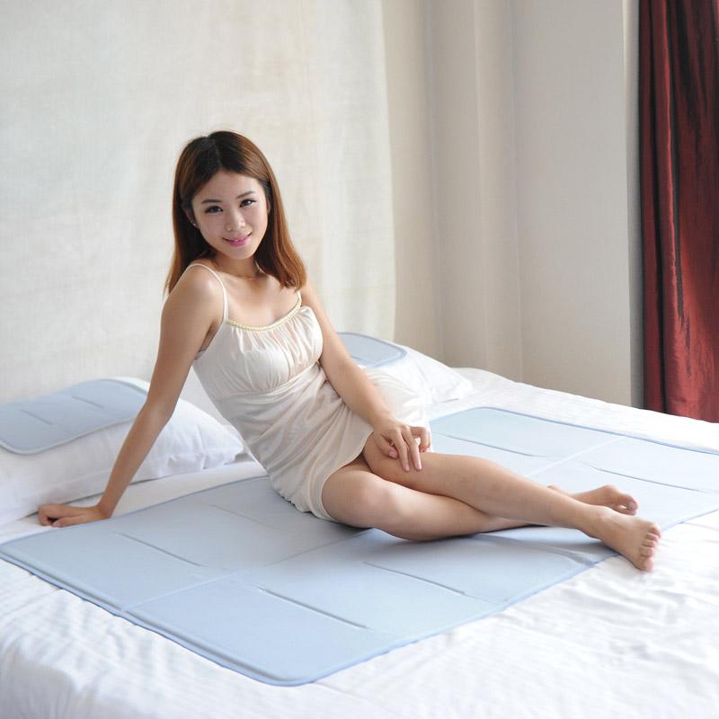 凝胶冰垫床垫坐垫冰床垫单人学生宿舍凉席夏天降温制冷水垫水床垫