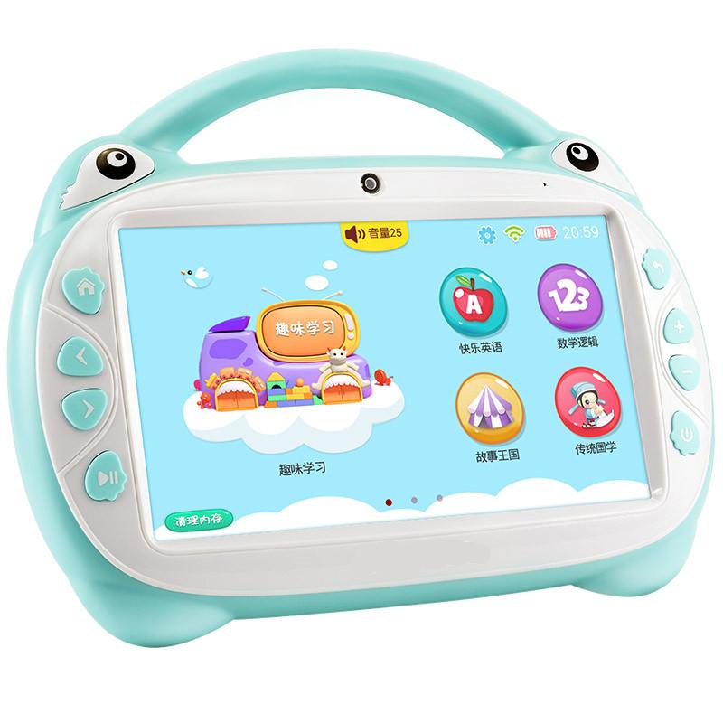 儿童早教机故事学习机可连wifi护眼宝宝触摸屏0-3岁6周岁电视机