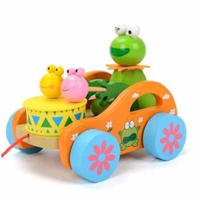 带车轮子和拉绳的充气动物 拉线充气马/鹿/狗/大象 幼儿学步真正的365bet官网_365bet主页_365bet简介