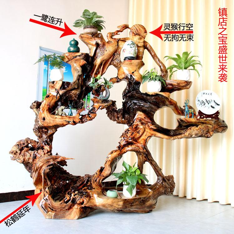 Резные изделия из корней дерева Артикул 555569103555