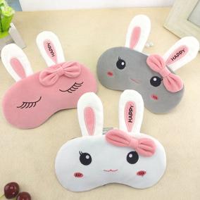 儿童眼罩萌女学生专用睡眠遮光透气可爱卡通动物兔子搞怪公主护眼