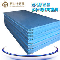 Scott XPS Extruded Panel Flame Retardant Roofing Thermal Insulation Board Floor Tiles Top Insulation Benzene Board Insulation Board