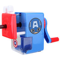 Disney primary school pencil sharpener hand pencil pencil sharpener automatic pencil sharpener children's pencil sharpener
