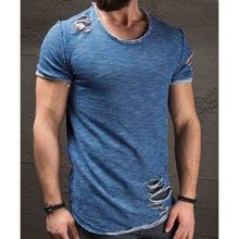 春装男式长袖T恤 Mens t shirts long sleeve men Slim Fit shirt