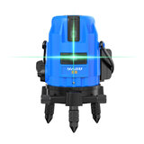 Sub-solid green light 2-line 3-line 5-line LD blue ray leveler laser infrared ray high-precision automatic wire-leveling device