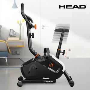 欧洲HEAD海德 家用静音健身车 健身房自行车室内电磁控动感单车