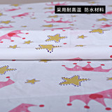 Thickening disposable tablecloth Fashion printing disposable household party picnic wedding party plastic film tablecloth