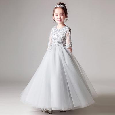 公主钢琴演出服