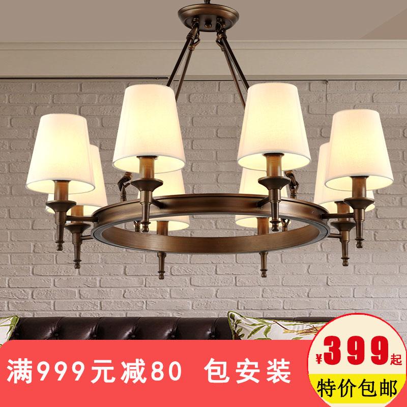 家装客厅吊灯