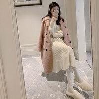 法式复古山本少女超仙维多利亚气质长裙很仙的法国小众连衣裙秋冬