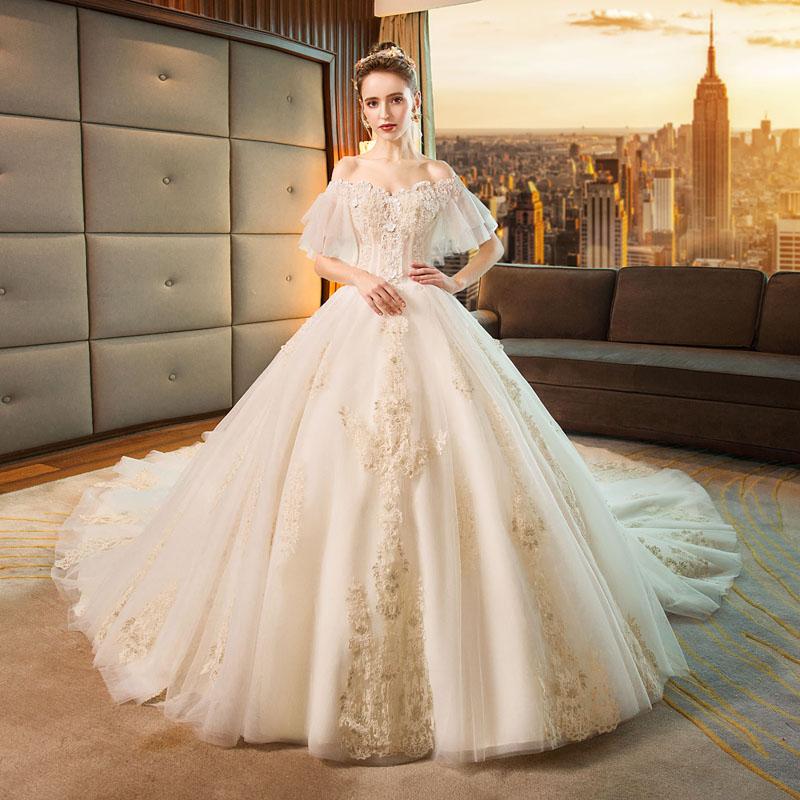 VZEV181204新娘礼服