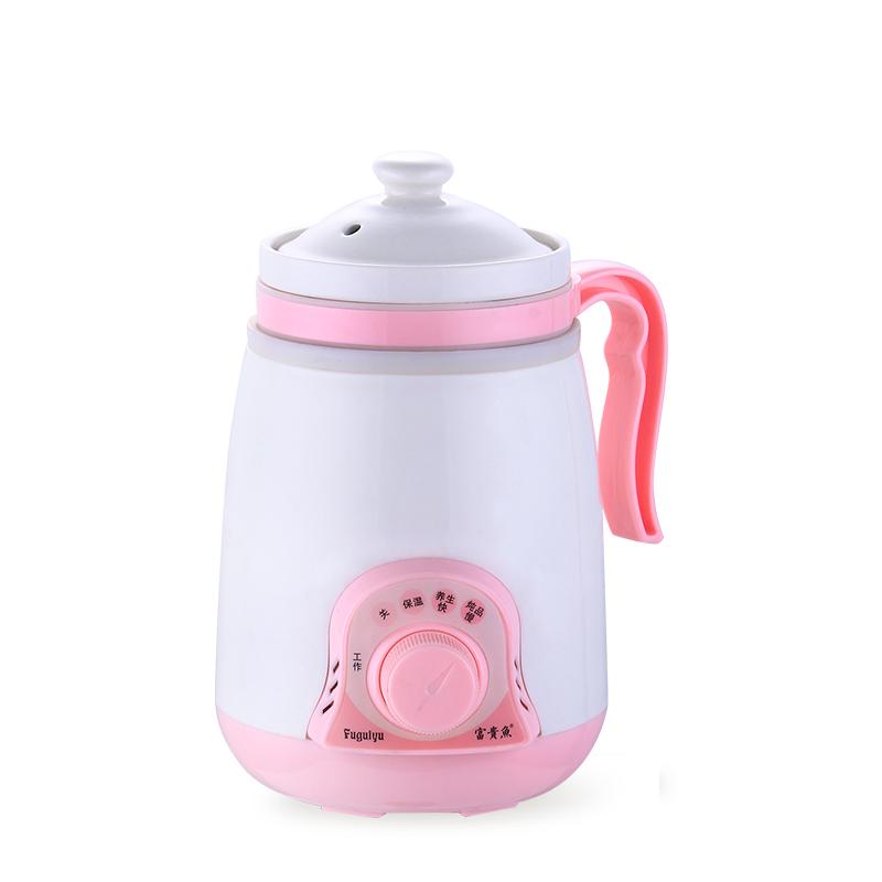 养生杯电热迷你全自动办公室煮粥杯烧水杯热牛奶杯LAAqe1ZkIn