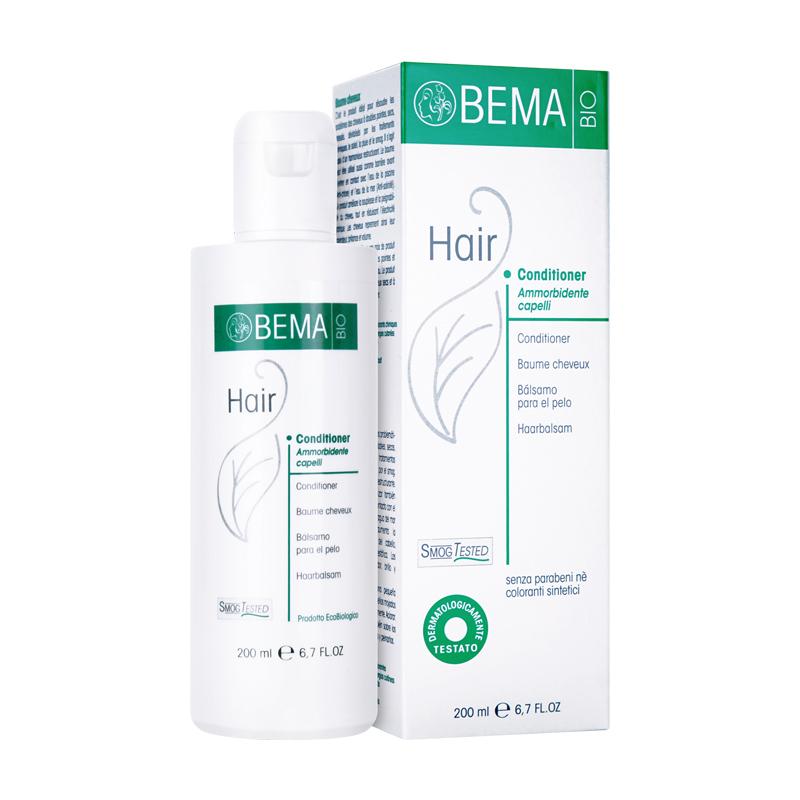 意大利BEMA贝尔玛有机洗护护肤迷迭香护发素头发护理
