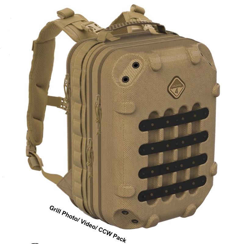 旅行包Hazard4美国危机装载箱包4户外