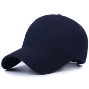 帽子男女秋冬韩版潮人鸭舌帽休闲百搭棒球帽学生ins嘻哈帽太阳帽