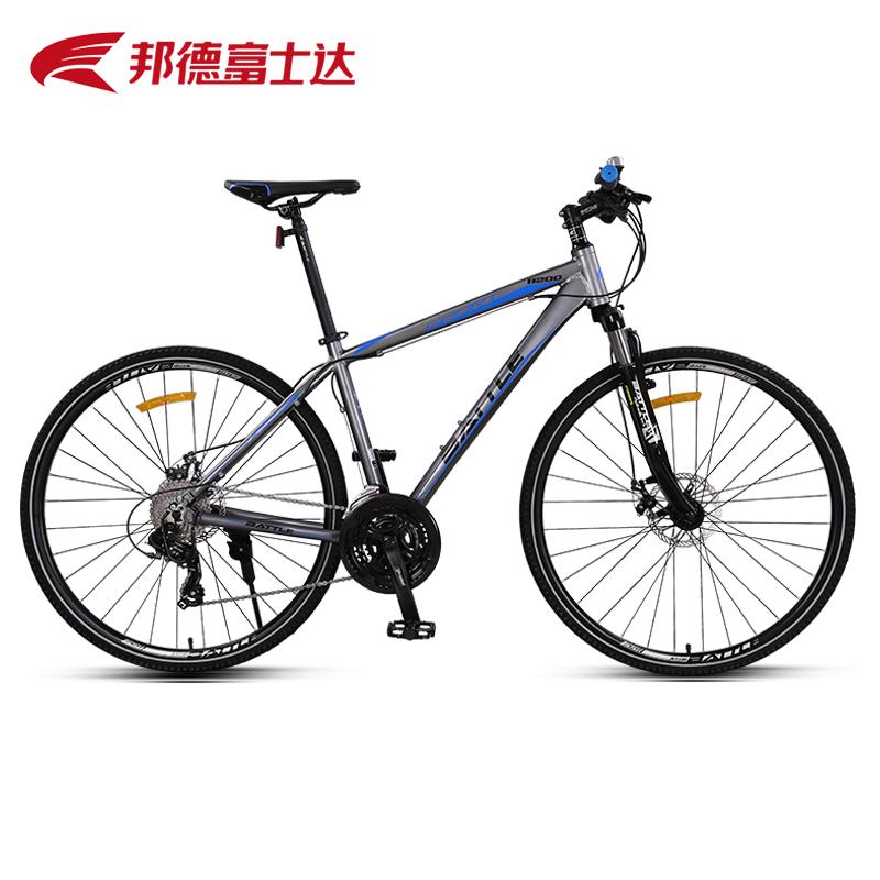 邦德富士达山地车自行车好吗质量如何