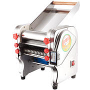 Jun wife's household pressing machine stainless steel electric small pasta machine multi-function commercial dumpling skin automatic