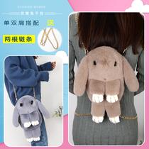 韩版女式彩条大包包拼接帆布女包单肩包斜挎休闲出游潮包
