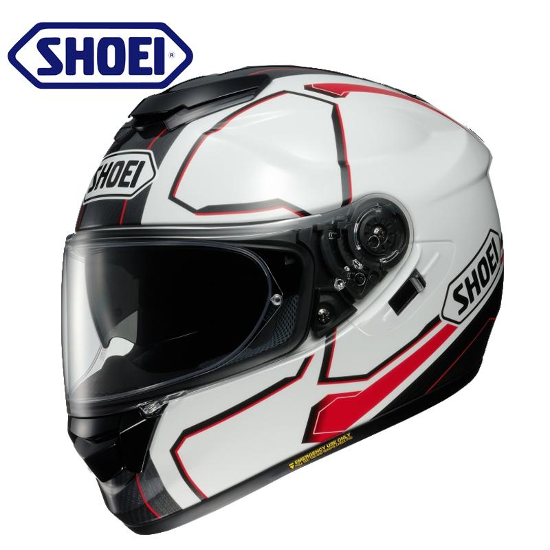 日本进口SHOEI GT-AIR头盔摩托车双镜片防雾全盔赛车四季男女跑盔
