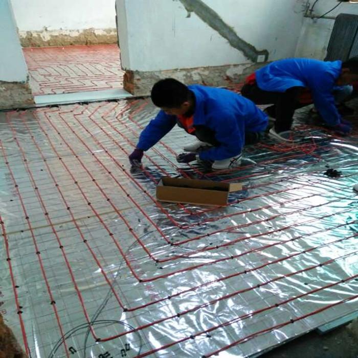 碳纤维地暖线发热电缆地暖发热线电热线电地暖线地暖上门安装施工