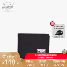 Herschel Supply Roy RFID 经典色新款短款防盗刷男女钱包 10363