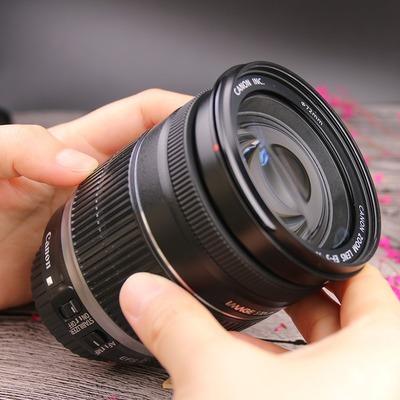 Canon/佳能 EFS 18-200 mm f/3.5-5.6 IS原装远摄变长焦单反镜头优惠券