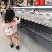 女宝宝外套 兔子连帽卫衣外套抖音网红秋季新款 L妈 女童耳朵会动图片
