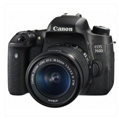 Canon/佳能 EOS 760D单机18-135 STM 入门级单反数码相机 760D品牌排行