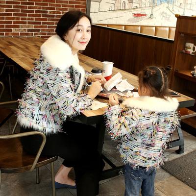 秋冬季毛绒外套女可爱短款韩版潮百搭可爱春款仿皮草毛毛外套加厚
