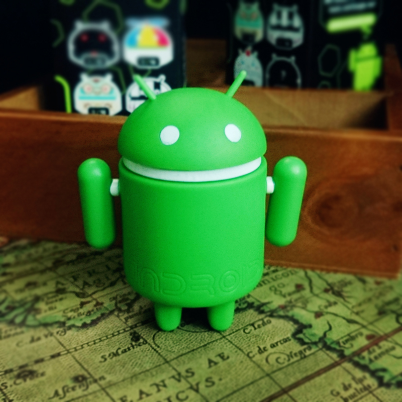 android机器人
