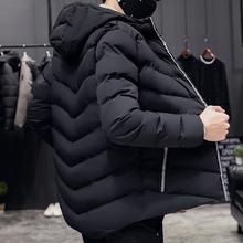 棉服2018新款 棉衣男装 羽绒衣服学生短款 冬天外套男冬季棉袄子男士