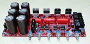 YJ00244-TDA7294+LM3886  2.1 完美组合功放板