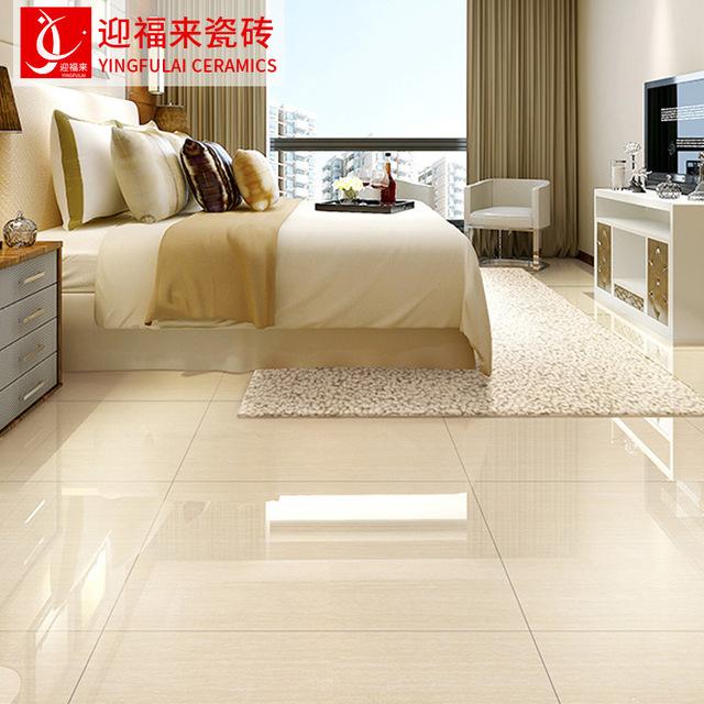 佛山工厂直销防滑耐磨抛光砖800*800现代卧室餐厅客厅地板