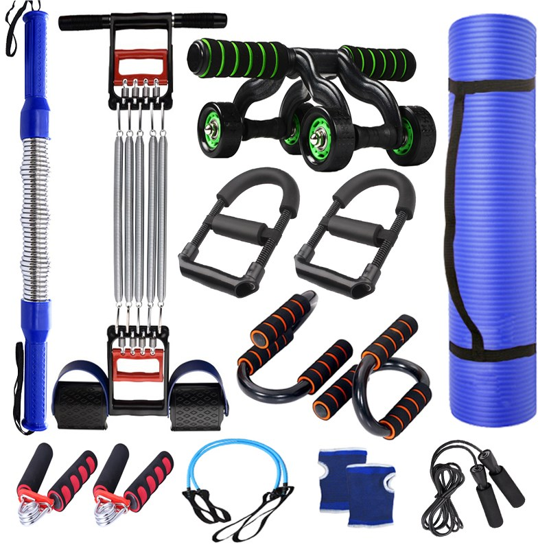 健身器材男用全套段炼用的建身器材男士室内锻炼身体的东西运动