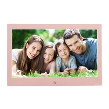 相框玫瑰金土豪金电子相册 窄边框高清10寸数码 新款 可做高清接口
