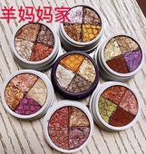 colorpop土豆泥dgaf haze colourpop眼影dgaf ritz 限时链接1