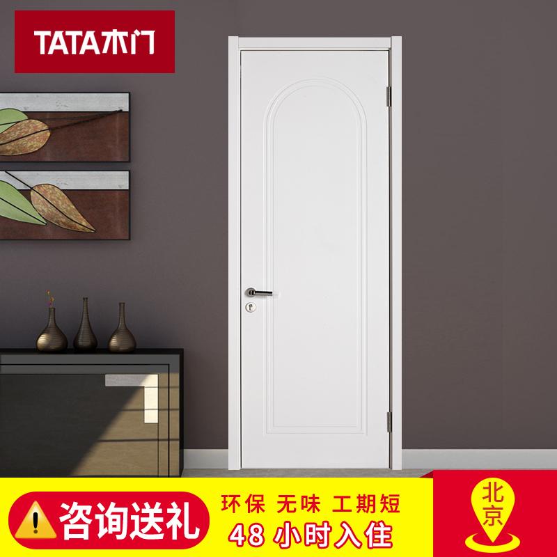 tata木门室内门实木