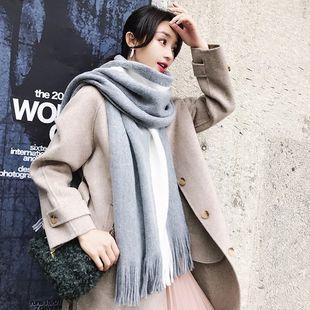 韩版女套头韩版新款巾所有女士韩版围脖新款围脖韩版新款