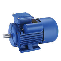 Single-phase motor 220V small two-phase 0.75/1.1/1.5/2.2KW full copper motor high-speed motor GB