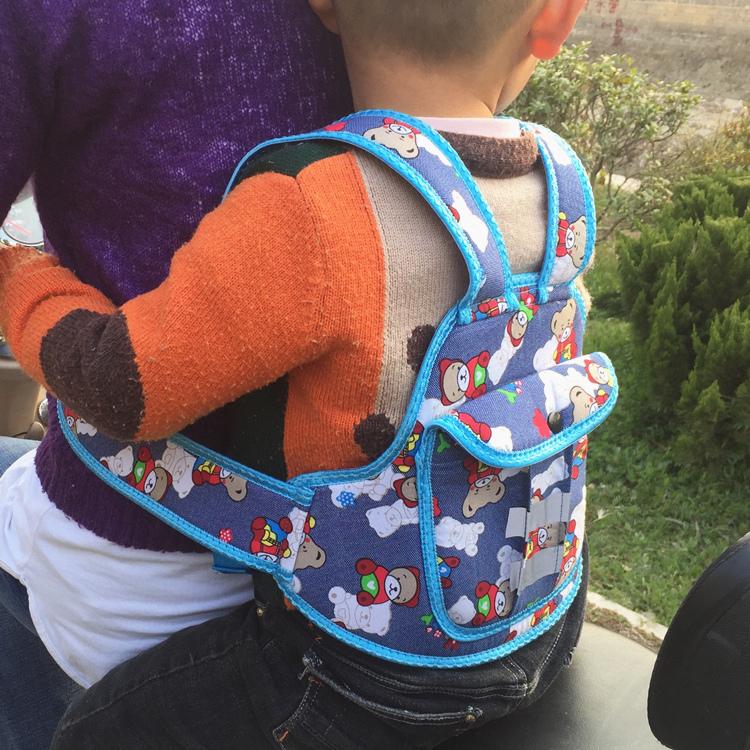 儿童电动车座椅安全带