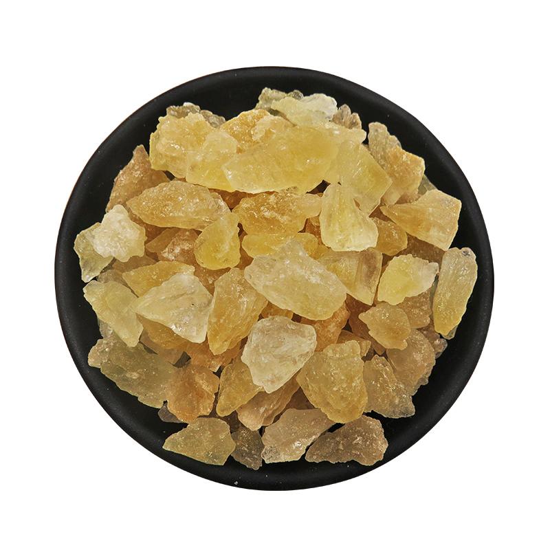 柳冰 5斤小粒黄冰糖广西多晶甘蔗老冰糖土冰糖散装冰糖块批发包邮