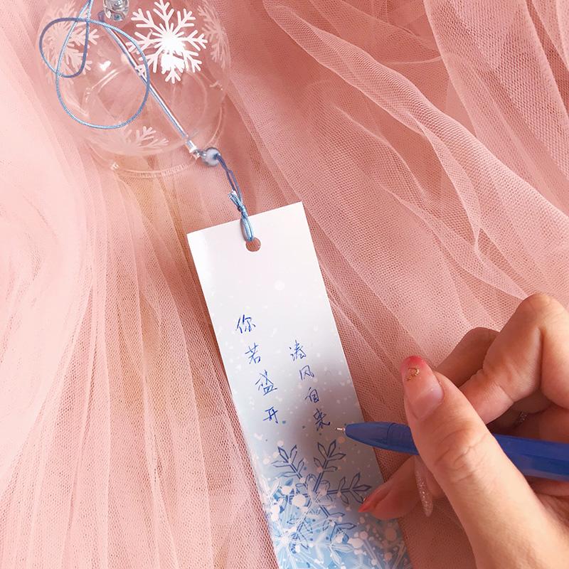 少女心放映室 日式手工玻璃风铃挂饰 卧室房间装饰圣诞节创意礼物